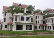Bán biệt thự TT1 Thành phố Giao Lưu Hà Nội, 243m2 view hồ giá rẻ nhất thị trường