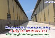 Cho thuê xưởng xã Khánh Bình, Tân Uyên, Bình Dương 12.000m2, LH 0938949373