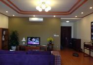 Cho thuê nhà riêng ngõ Trần Duy Hưng, Cầu Giấy, HN, DT 90m2 x 5 tầng