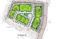 Cần bán căn hộ tầng 15, diện tích 74 m2, tái định cư Hoàng cầu thiết kế hiện đại, căn view hồ