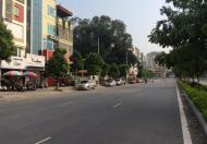 Bán nhà mặt phố Nguyễn Văn Huyên kéo dài,DT 120m2,MT 8m,nở hậu