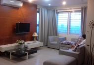 Cho thuê căn hộ tại tòa Long Giang 173 Xuân Thủy, 2 PN, đủ đồ, giá 11tr/th