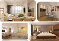 Căn hộ 2 phòng ngủ giá chỉ 830 triệu/full nội thất