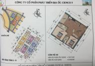 Cần tiền bán gấp căn hộ 1530 dự án chung cư HH01 A Thanh Hà Mường Thanh