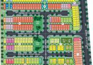 Bán đất nền biệt thự(9x17) lô H8 khu Jamona City, P. Phú Thuận, Quận 7