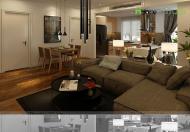 Cho thuê căn hộ chung cư Home City, Cầu Giấy, HN, tòa V3, Dt 71m2, 2 PN, đủ đồ