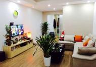 Chung cư HH3 Linh đàm căn 1 phòng ngủ 45m đầy đủ nội thất giá 840tr