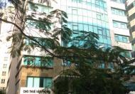 Cho thuê 1.245m2 sàn văn phòng tại Duy Tân, Cầu Giấy, Hà Nội