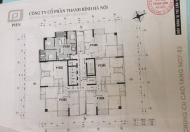 Bán căn hộ chung cư N07- B2 căn 01 (111,1m2). Liên hệ ngay tới 0968720095