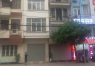 Cho thuê nhà mặt phố Hoàng Cầu 80m2 x 6 tầng, mặt tiền 7m, giá thuê 80 triệu/tháng