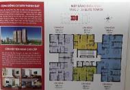 Bán chung cư cao cấp Hà Nội Paragon, giá 32tr/m2, 95m2, 2PN vị trí vô cùng đẹp