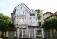 Bán biệt thự 123.5m2, giá 12,8 tỷ, KĐT Mễ Trì Thượng, quận Nam Từ Liêm