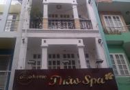 Kẹt tiền bán gấp nhà MT Hai Bà Trưng, P. Tân Định, Q. 1, DT: 4x18m, 4 lầu, cho thuê 78.8 triệu /th