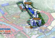 Bán căn hộ chung cư tại chung cư Booyoung, Hà Đông, Hà Nội, diện tích 73m2, giá 25 triệu/m²