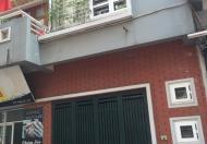 Cho thuê nhà riêng ở ngõ 133 Hoa Bằng, 4 tầng, ôtô đỗ cửa