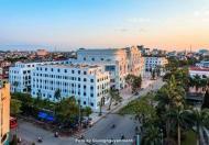 Bán căn hộ cao cấp đẹp nhất khu thương mại Vincom Shophouse Hải Phòng