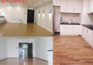 Cho thuê căn hộ chung cư tại 101 Láng Hạ 163 m2, 3PN đồ cơ bản giá 13tr/th