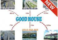 Căn hộ 72m2 Good House Quận 8 liền kề đường Võ Văn Kiệt