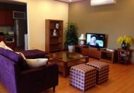 Cho thuê căn hộ chung cư Vinhomes 54 Nguyễn Chí Thanh, Đống Đa, DT 86m2, 2 ngủ đồ cơ bản