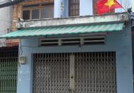 Nhà 4m x 18m, 1T, 1L, 4PN, hẻm Phan Huy Ích, GV. Giá 7 tr/th