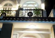 Bán biệt thự mini đẹp lộng lẫy, nhà y như hình, DT 4.5x18m 1 trệt 1 lầu. Đường Nguyễn Thị Thập