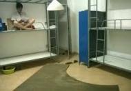 Phòng trọ KTX máy lạnh gần ĐH Hutech, Ngoại Thương 500k/th/người 30m2