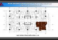 Bán gấp chung cư 79 Thanh Đàm, căn 04, DT 89m2, giá 13tr/m2. LH 0966331603