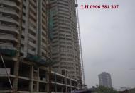 Sổ đỏ lâu dài, sàn TM chung cư Học Viện Quốc Phòng 18-20 tr/m2. LH 0906 581 307