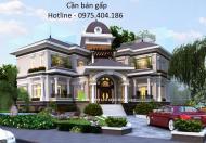 Bán Biệt Thự căn góc tự xây đô thị Trung Văn Hancic cạnh Trường Olypia, vị trí cực đẹp, giá rẻ