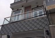 Nhà phố hoàn thiện, thiết kế đẹp, liền kề Phú Mỹ Hưng, 3 tầng, giá 1.35 tỷ