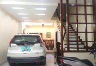 Cho thuê nhà Nguyễn Thị Định, diện tích 50 m2 x 3 tầng, nhà ngõ rộng, ôtô vào nhà