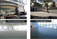 Cho thuê văn phòng tòa nhà Sacomreal Building MT Phó Đức Chính ngay trung tâm Quận 1