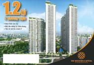 Bán căn hộ chung cư tại Western Capital, quận 6, Hồ Chí Minh, diện tích 50m2, giá 1.2 tỷ