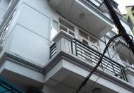 Nhà 20 ngõ 12B Đông Quan đủ đồ, DT 45m2 x 4 tầng, giá 9,5tr/th