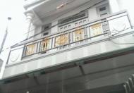 Bán nhà 1 trệt, 2 lầu, DT 4x11m, giá 1.85 tỷ HXH đường Trần Thị Hè, P. Hiệp Thành, Q12