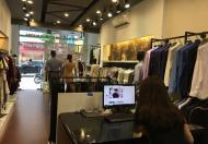 Cho thuê cửa hàng mặt phố Trần Đại Nghĩa, DT 110m2, 4 tầng, mt 12m, 113.75 triệu/th