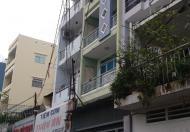 Nhà hẻm 7m Trần Hưng Đạo gần Cống Quỳnh 4.5m x 25m, trệt, 3 lầu, sân thượng, giá 22 triệu/th