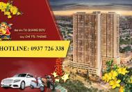 Mở bán 4 tầng CH The Pega Suite, đầy đủ các hướng view, diện tích, chỉ từ 1,5 tỷ, LH: 0937 726 338