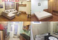 Cho thuê căn hộ tại 170 Đê La Thành, 130m2, 3PN đủ đồ, giá 13 tr/th