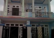 Bán nhà 1 trệt 1 lầu gần khu công nghiệp VSIP An Phú, Thuận An giá 790tr sổ hồng riêng