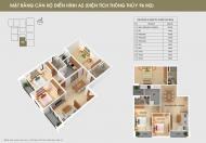 Nhận đặt chỗ đợt cuối căn 61 m2 dự án South Building Pháp Vân, liên hệ ngay
