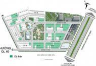 5 triệu/m2 sở hữu đất nền tại khu đô thị cao cấp Hưng Phú Bến Tre