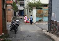 Bán nhà hẻm xe hơi đường 2, Bình Thọ, Thủ Đức 2,7 tỷ/63.75m2