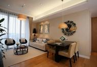 Cho thuê CHCC Indochina tầng 20, 128m2, 3 phòng ngủ sáng, đủ nội thất, giá 30tr/tháng