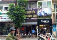 Cho thuê nhà mặt phố Tôn Đức Thắng 85m2, 2 tầng, MT 5.5m, 55 tr/th