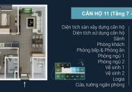 Gia đình tôi cần bán căn hộ tại FLC 418 Quang Trung