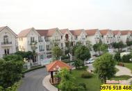 Bán lô góc 170m2 Biệt thự Trung Văn Hancic Tổng nhà, đất tự xây mặt vườn hoa