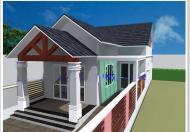 Nhà mái thái mới xây Phú Nhuận, TP Bến Tre, giá 370 triệu
