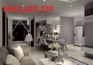 Cho thuê chung cư An Phú DT 77m2, ĐĐNT, phòng đẹp, an ninh đảm bảo, giá 10 tr/th. LH 0963.483.239