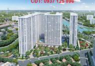 Căn hộ Chợ Lớn Q. 6, chỉ 1 tỷ/căn 2PN, 2WC, LH 0937 125 896 Ms. Vân